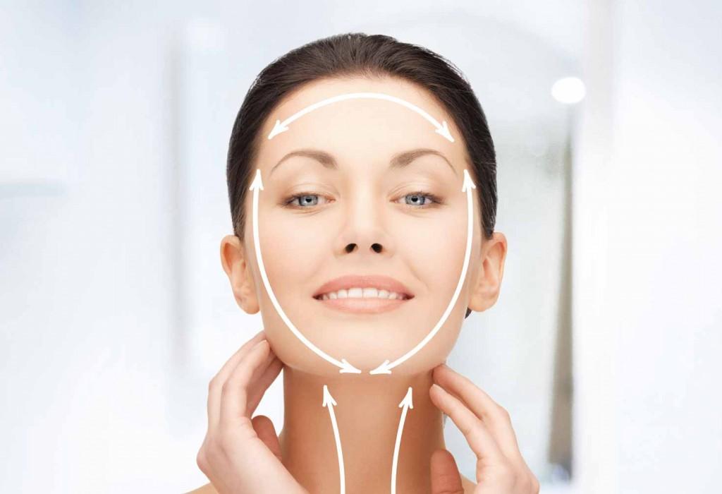 Lifting cervico-facial inférieur